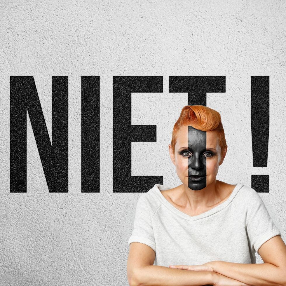 NIET! by Jorge Salgado